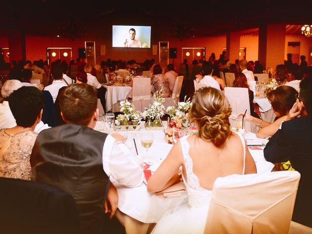 La boda de Noelia y Javier en Valdastillas, Cáceres 100