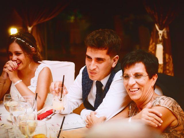 La boda de Noelia y Javier en Valdastillas, Cáceres 101