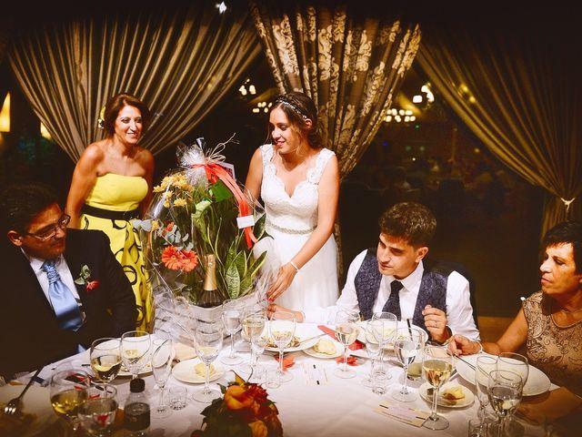 La boda de Noelia y Javier en Valdastillas, Cáceres 102