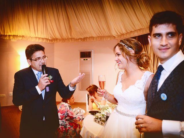 La boda de Noelia y Javier en Valdastillas, Cáceres 105