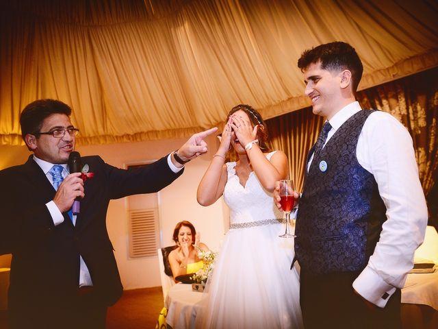 La boda de Noelia y Javier en Valdastillas, Cáceres 106