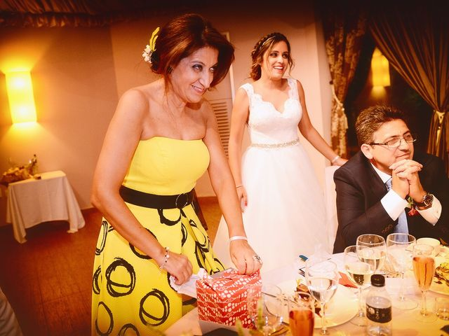 La boda de Noelia y Javier en Valdastillas, Cáceres 110