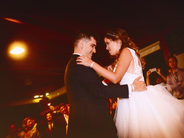 La boda de Noelia y Javier en Valdastillas, Cáceres 111