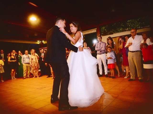 La boda de Noelia y Javier en Valdastillas, Cáceres 112
