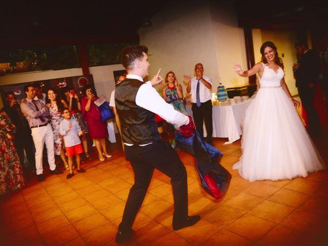 La boda de Noelia y Javier en Valdastillas, Cáceres 113