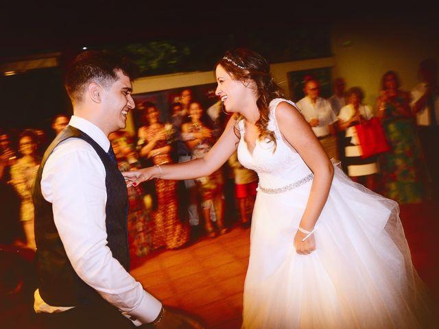 La boda de Noelia y Javier en Valdastillas, Cáceres 115