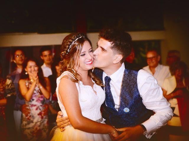 La boda de Noelia y Javier en Valdastillas, Cáceres 116