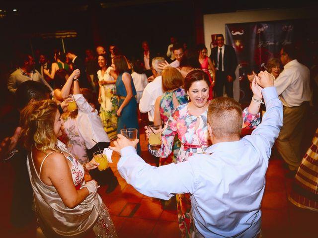 La boda de Noelia y Javier en Valdastillas, Cáceres 117