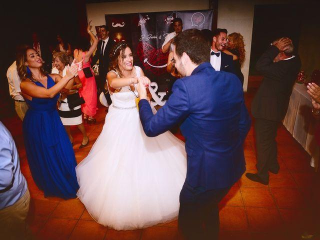 La boda de Noelia y Javier en Valdastillas, Cáceres 118