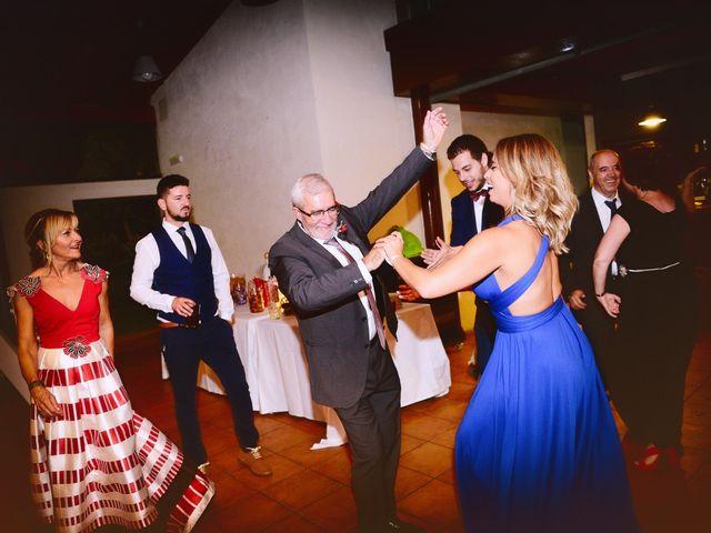 La boda de Noelia y Javier en Valdastillas, Cáceres 119