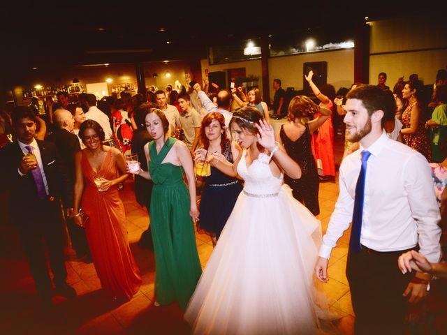 La boda de Noelia y Javier en Valdastillas, Cáceres 120