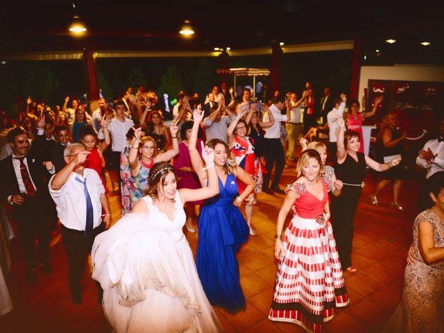 La boda de Noelia y Javier en Valdastillas, Cáceres 122