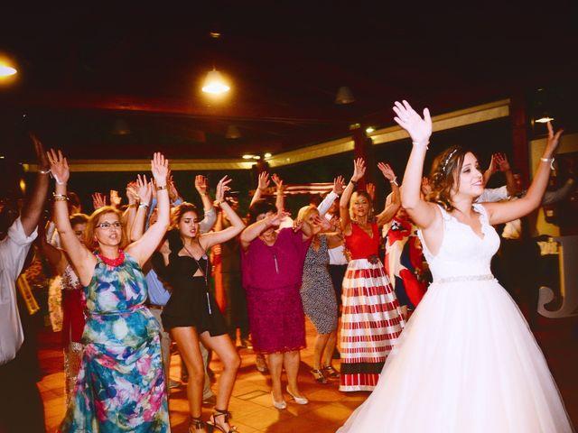 La boda de Noelia y Javier en Valdastillas, Cáceres 127
