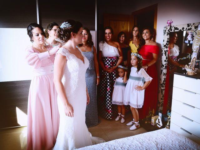 La boda de Elvira y Jonatan en Cabezabellosa, Cáceres 27