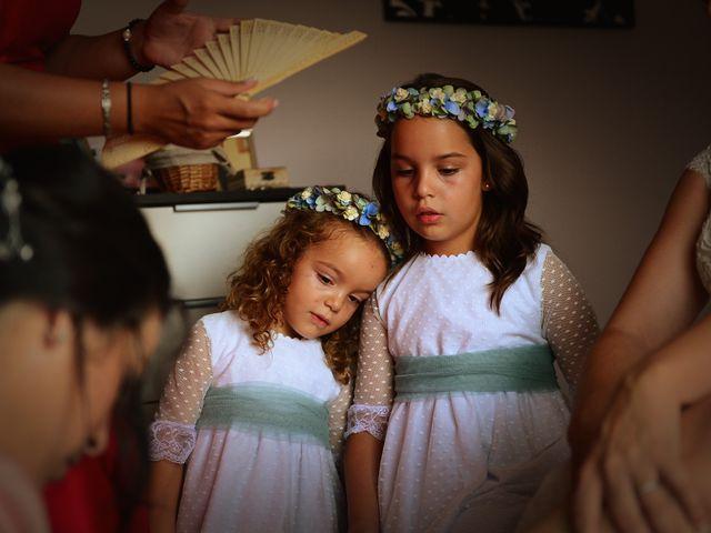 La boda de Elvira y Jonatan en Cabezabellosa, Cáceres 35
