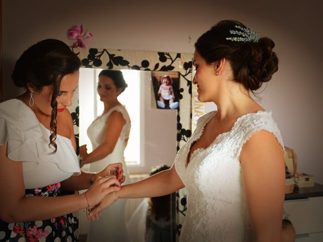 La boda de Elvira y Jonatan en Cabezabellosa, Cáceres 39