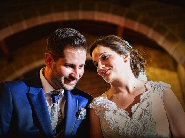 La boda de Elvira y Jonatan en Cabezabellosa, Cáceres 48