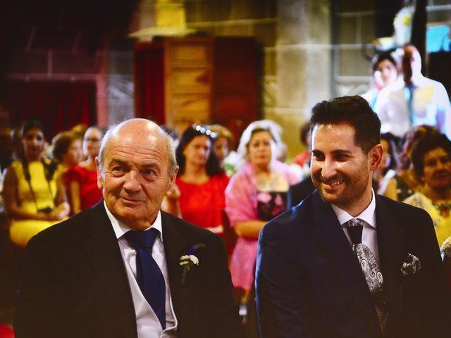 La boda de Elvira y Jonatan en Cabezabellosa, Cáceres 51