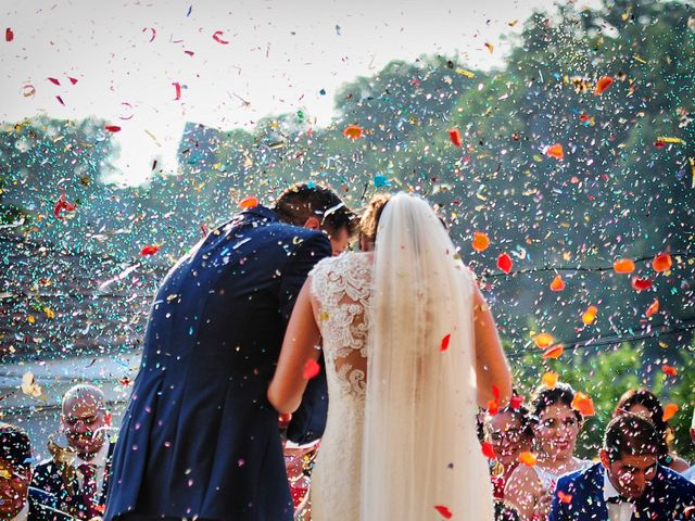 La boda de Elvira y Jonatan en Cabezabellosa, Cáceres 58