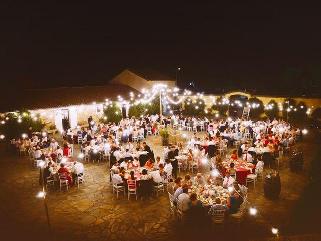 La boda de Elvira y Jonatan en Cabezabellosa, Cáceres 70
