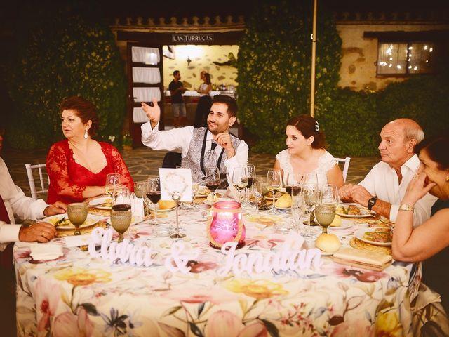 La boda de Elvira y Jonatan en Cabezabellosa, Cáceres 71