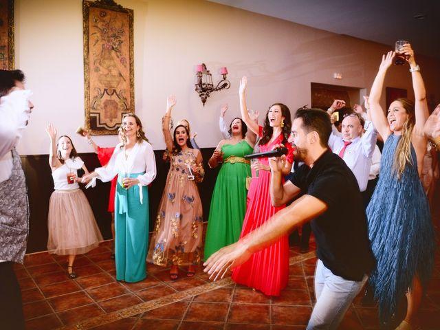 La boda de Elvira y Jonatan en Cabezabellosa, Cáceres 82