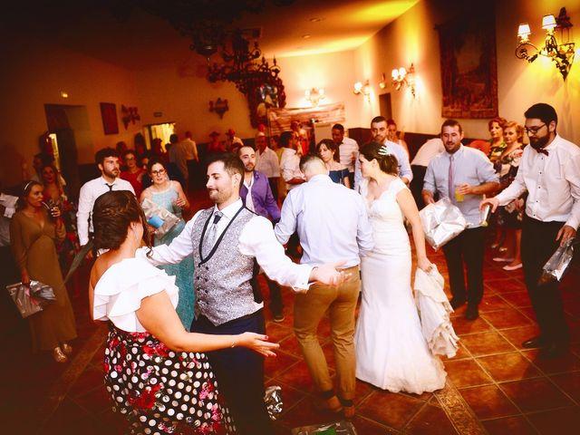 La boda de Elvira y Jonatan en Cabezabellosa, Cáceres 84