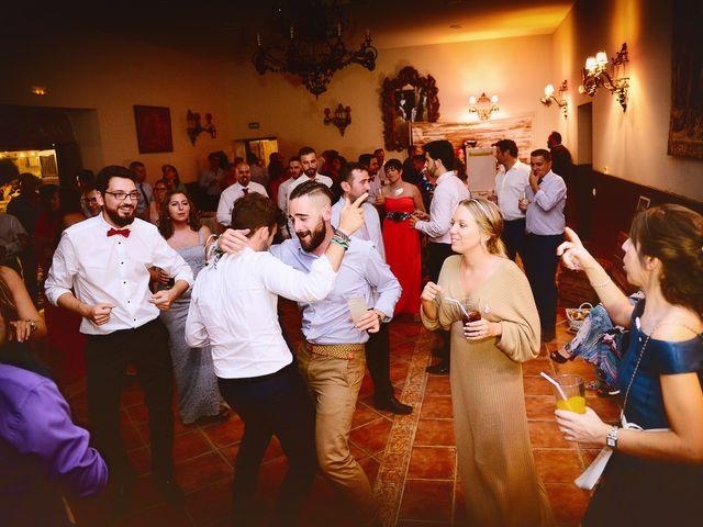 La boda de Elvira y Jonatan en Cabezabellosa, Cáceres 87