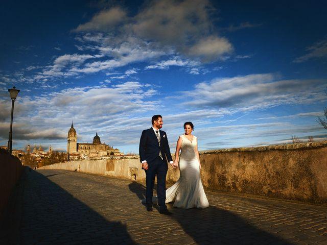 La boda de Elvira y Jonatan en Cabezabellosa, Cáceres 88