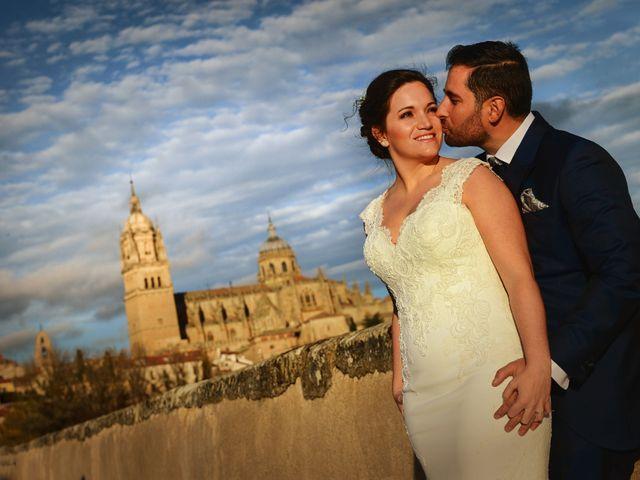 La boda de Elvira y Jonatan en Cabezabellosa, Cáceres 89