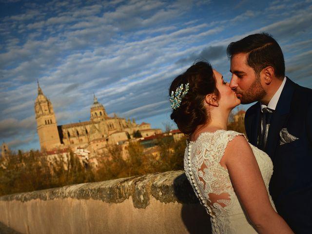 La boda de Elvira y Jonatan en Cabezabellosa, Cáceres 90