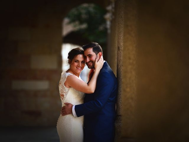 La boda de Elvira y Jonatan en Cabezabellosa, Cáceres 92