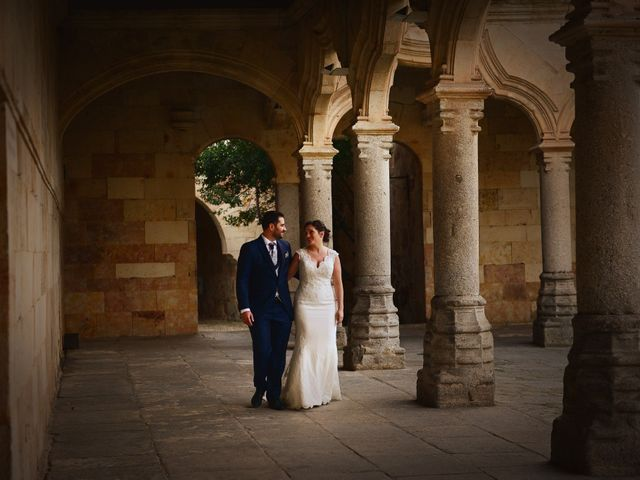 La boda de Elvira y Jonatan en Cabezabellosa, Cáceres 95
