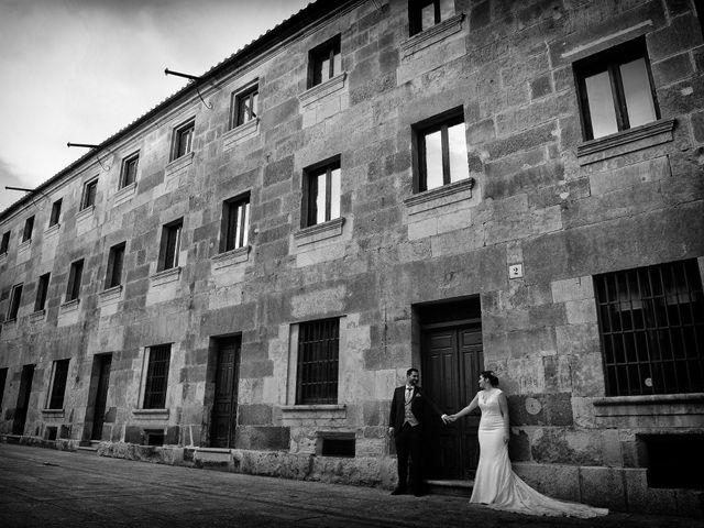 La boda de Elvira y Jonatan en Cabezabellosa, Cáceres 96