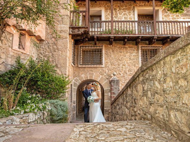 La boda de Patricia y Amadeo