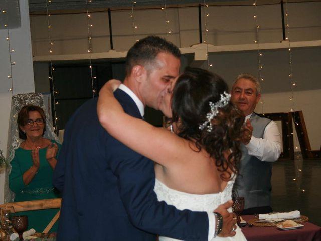 La boda de Maria josé y Juan en Puebla De Alcocer, Badajoz 1