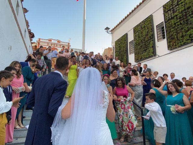 La boda de Maria josé y Juan en Puebla De Alcocer, Badajoz 2
