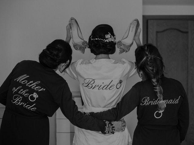 La boda de Marcos y Ana Cris en El Grado, Huesca 7
