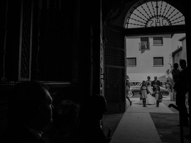 La boda de Marcos y Ana Cris en El Grado, Huesca 12