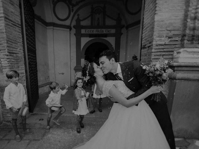 La boda de Marcos y Ana Cris en El Grado, Huesca 15