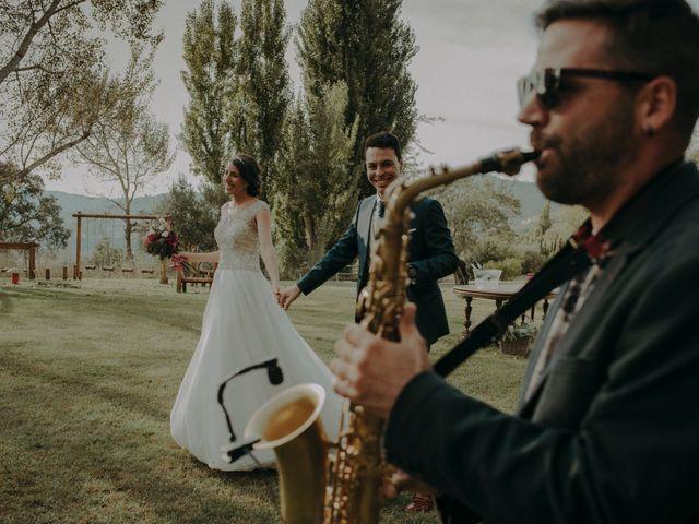 La boda de Marcos y Ana Cris en El Grado, Huesca 18