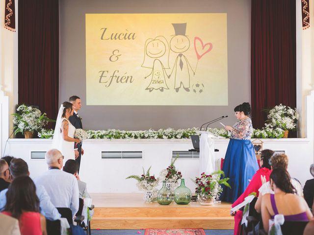 La boda de Efrén y Lucía en Castropol, Asturias 26