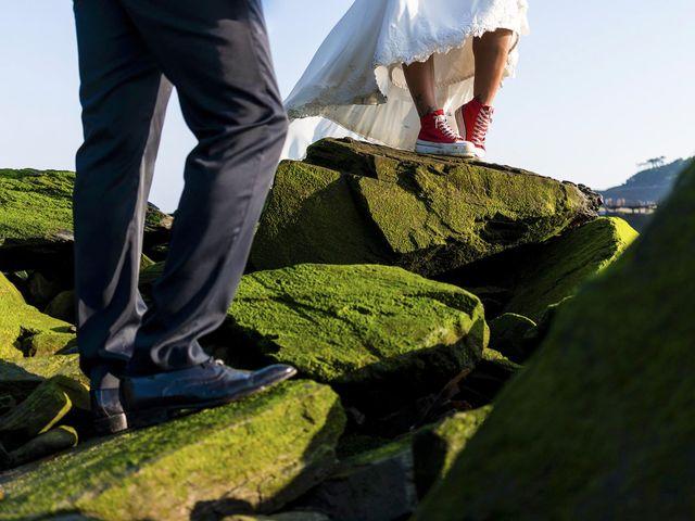 La boda de Efrén y Lucía en Castropol, Asturias 61