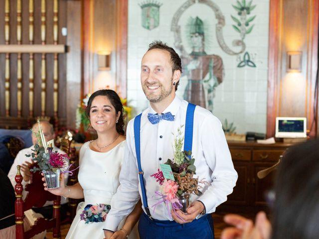 La boda de Fernando y Irantzu en Estella/lizarra, Navarra 8