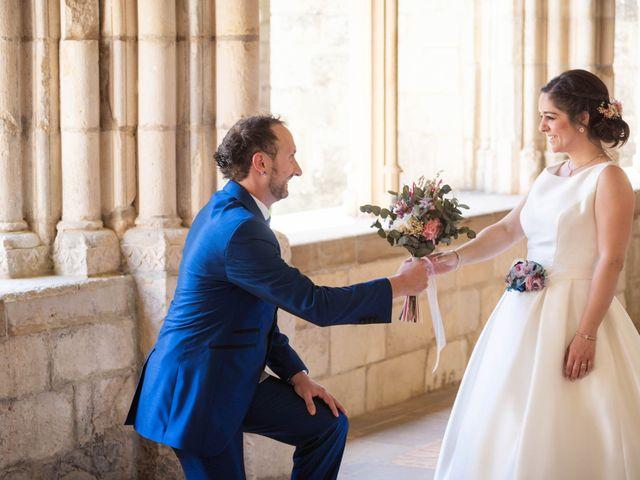 La boda de Irantzu y Fernando