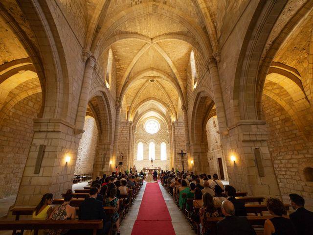 La boda de Fernando y Irantzu en Estella/lizarra, Navarra 13