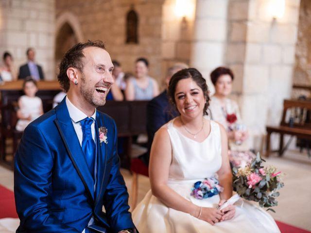 La boda de Fernando y Irantzu en Estella/lizarra, Navarra 15