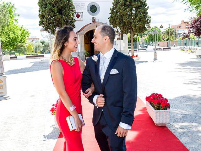 La boda de Virginia y Anibal en Fuenlabrada, Madrid 8