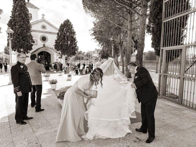 La boda de Virginia y Anibal en Fuenlabrada, Madrid 10