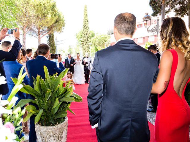 La boda de Virginia y Anibal en Fuenlabrada, Madrid 12